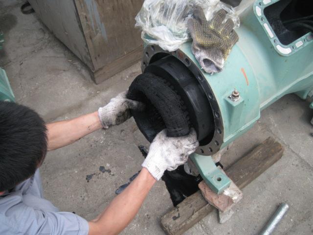 重庆顿汉布什螺杆压缩机维修